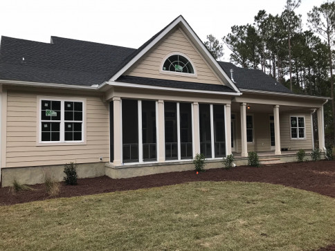 custom home builders southport nc